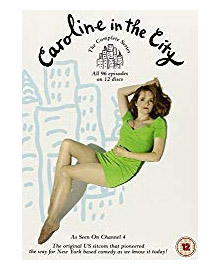 Caroline in the City on DVD